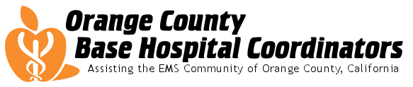 Orange County Base Hospital Coordinators